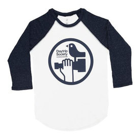 Maptote Daytrip Society Youth Baseball Tee