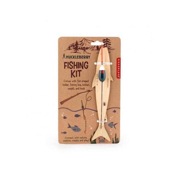 Kikkerland Fishing Kit