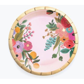 Rifle Paper Rifle Paper Co. Large Plates - Set of 10 - Garden Party