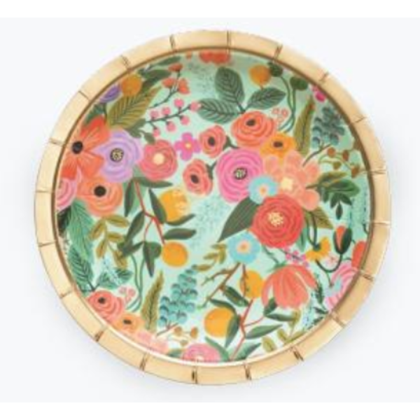 Rifle Paper Rifle Paper Co. Small Plates - Set of 10 - Garden Party