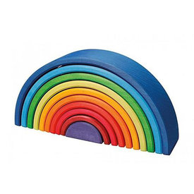 Grimms Grimms 10 Piece Rainbow Sunset