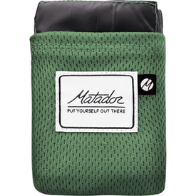 Matador Matador Pocket Blanket - Alpine Green