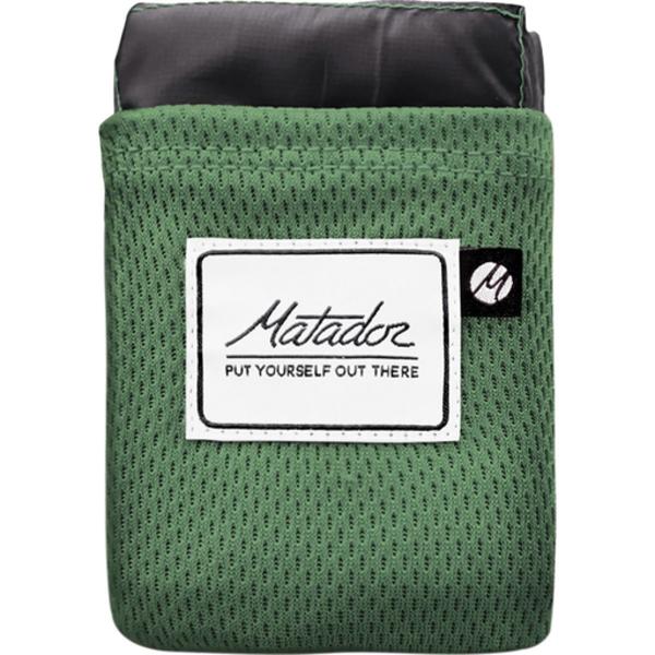 Matador Matador Pocket Blanket - Alpine Green