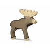 Holztiger Wooden Moose