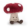 Jellycat Amuseable Mushroom - Medium  - 11 Inches