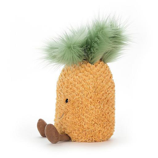 Jellycat Amuseable Pineapple - Medium - 15 Inches