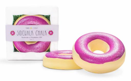 Twee Sidewalk Chalk - Frosted Donut