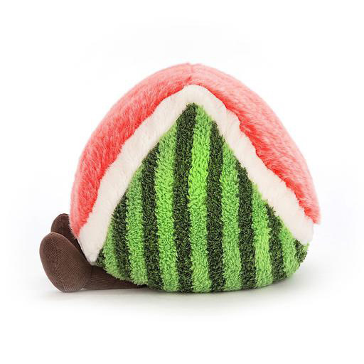 Jellycat Amuseable Watermelon - Medium 11 Inches