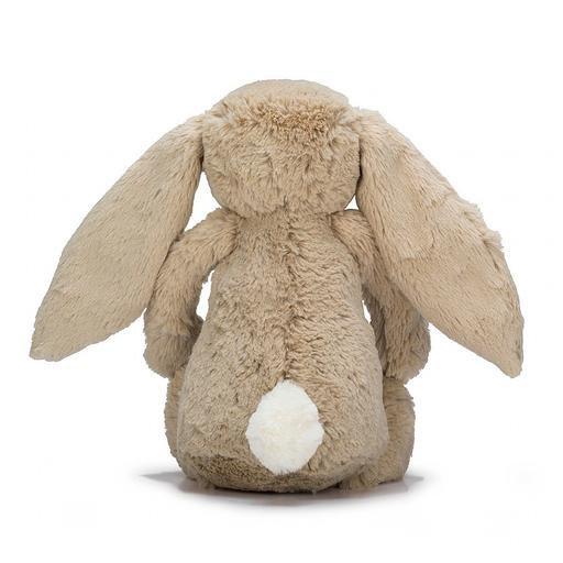 Jellycat Bashful Beige Bunny - Medium - 12 inches