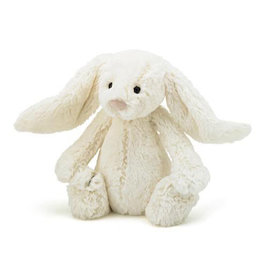 Jellycat Jellycat Bashful Cream Bunny - Medium - 12 Inches