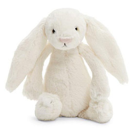 Jellycat Jellycat Bashful Cream Bunny - Small - 7 Inches