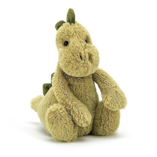 Jellycat Bashful Dino - Small - 7 Inches
