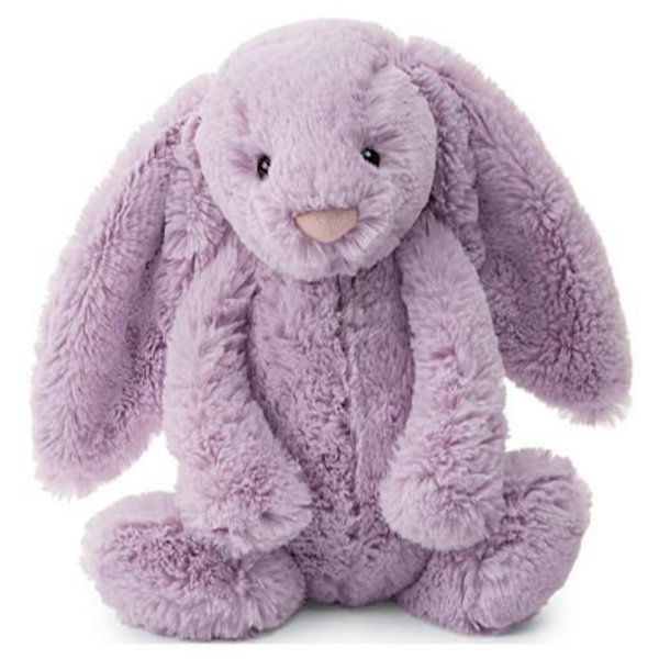 Jellycat Jellycat Bashful Lilac Bunny - Medium - 12 Inches