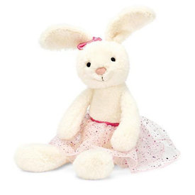 Jellycat Jellycat Belle Ballet Bun - Medium