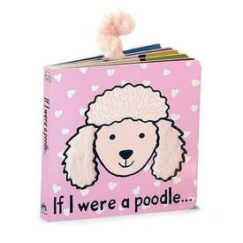 Jellycat Jellycat If I Were A Poodle Board Book