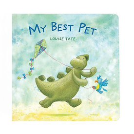 Jellycat Jellycat My Best Pet Board Book