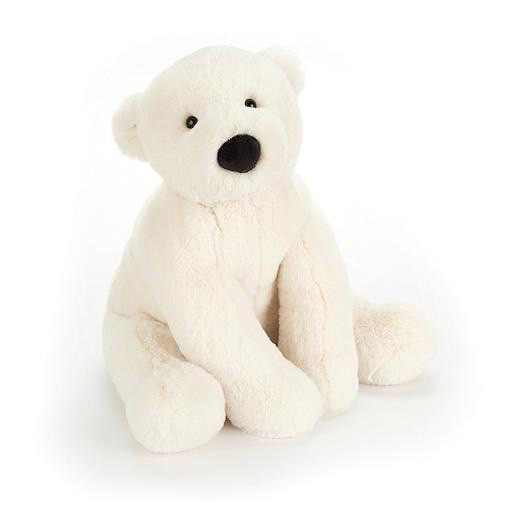 Jellycat Perry Polar Bear - Large - 14 Inches