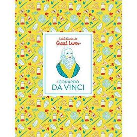 Chronicle Little Guides to Great Lives - Leonardo Da Vinci