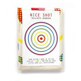 Little Lark Little Lark Rainbow Bullseye Bandana