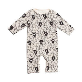 Winter Water Factory Winter Water Factory Long Sleeve Romper