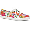 KEDS Adult + Rifle Paper Co. - Champion / Garden Party - Snow White Multi