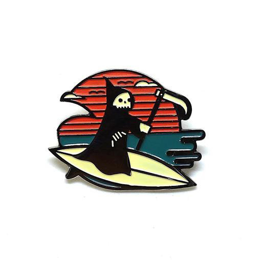 Lost Lust Supply Enamel Pin - Life's A Beach