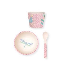 Love Mae Love Mae Baby Bowl Set - Fairy