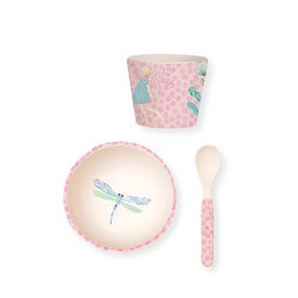 Love Mae Love Mae Bamboo Baby Feeding Set - Fairy
