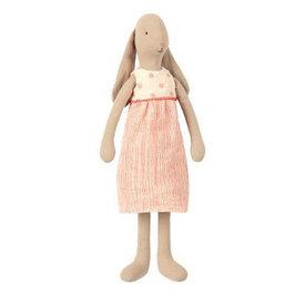 Maileg Maileg Bunny - Off White Dress - Medium