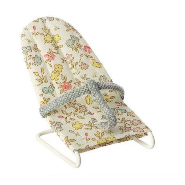 Maileg Maileg Micro Babysitter - Off White Floral