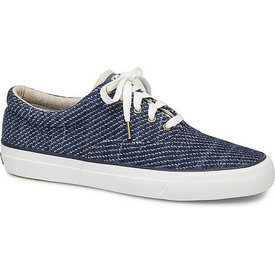 KEDS KEDS Adult + Swans Island Anchor - Swans Navy