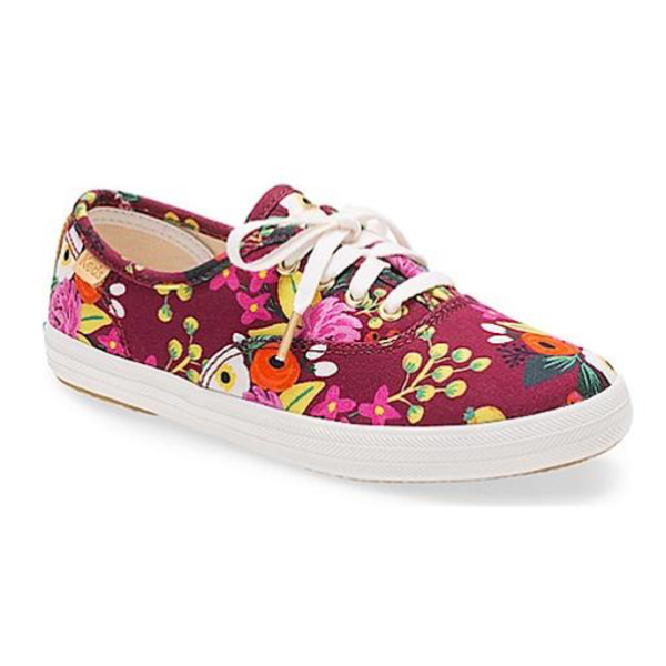 KEDS KEDS Big Kid + Rifle Paper Co. Campion/Seasonal