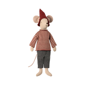 Maileg Maileg Mouse - Christmas Boy Medium