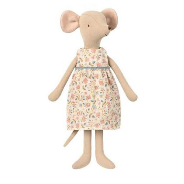 Maileg Maileg Mouse - Girl - Medium
