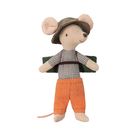Maileg Maileg Mouse - Hiker Big Brother