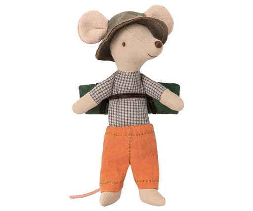 Maileg Mouse - Hiker Big Brother