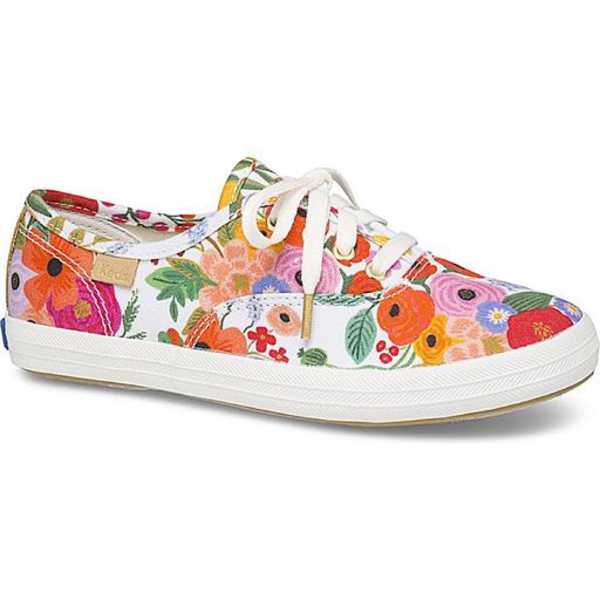 KEDS KEDS Big Kid + Rifle Paper Co. - Champion - Garden Party