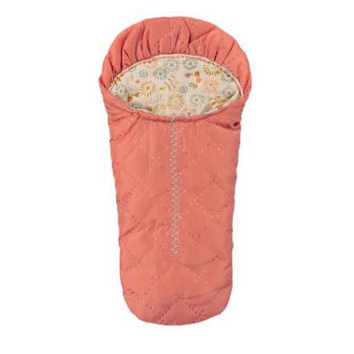 Maileg Sleeping Bag - Peach