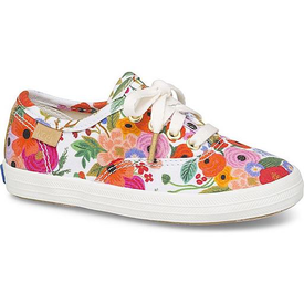 KEDS KEDS Little Kid + Rifle Paper Co. - Champion - Garden Party