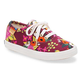 KEDS KEDS Little Kid + Rifle Paper Co. - Champion  / Seasonal - Vintage Blossom
