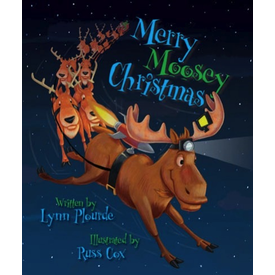 Islandport Press Merry Moosey Christmas