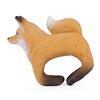 Oli & Carol Rob the Fox Teether