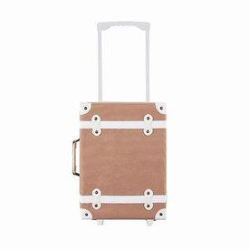 Olli Ella Olli Ella  See-ya Suitcase - Rust