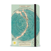 Cavallini Small Notebook - Celestial