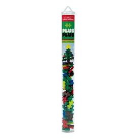 Plus Plus Plus Plus Mini Maker Tube - Christmas Tree