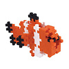 Plus Plus Mini Maker Tube - Clownfish