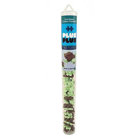 Plus Plus Plus Plus Mini Maker Tube - Sea Turtle
