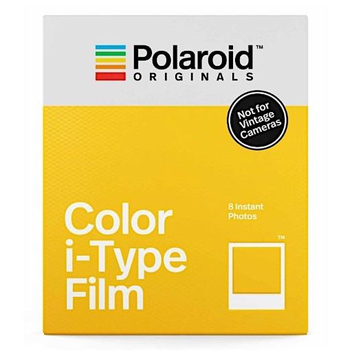 Polaroid i-Type Color Film