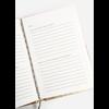 Printfresh Studio Mini Journal - Blush Fade Velvet Gratitude
