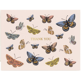 Rifle Paper Co. Rifle Paper Co. Card - Monarch Thank You